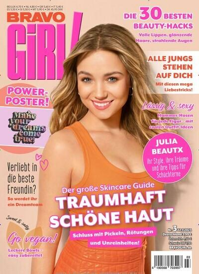 Bravo Girl Cover